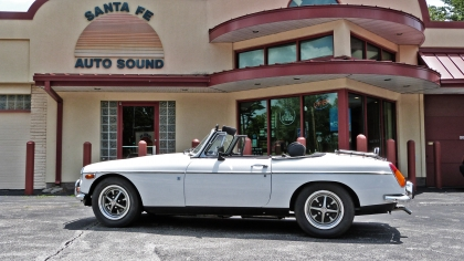 MG MGB Feature Image