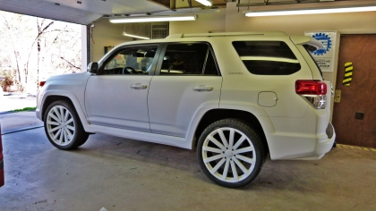 Toyota 4Runner Feature Image
