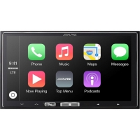 Alpine Apple CarPlay iLX-107