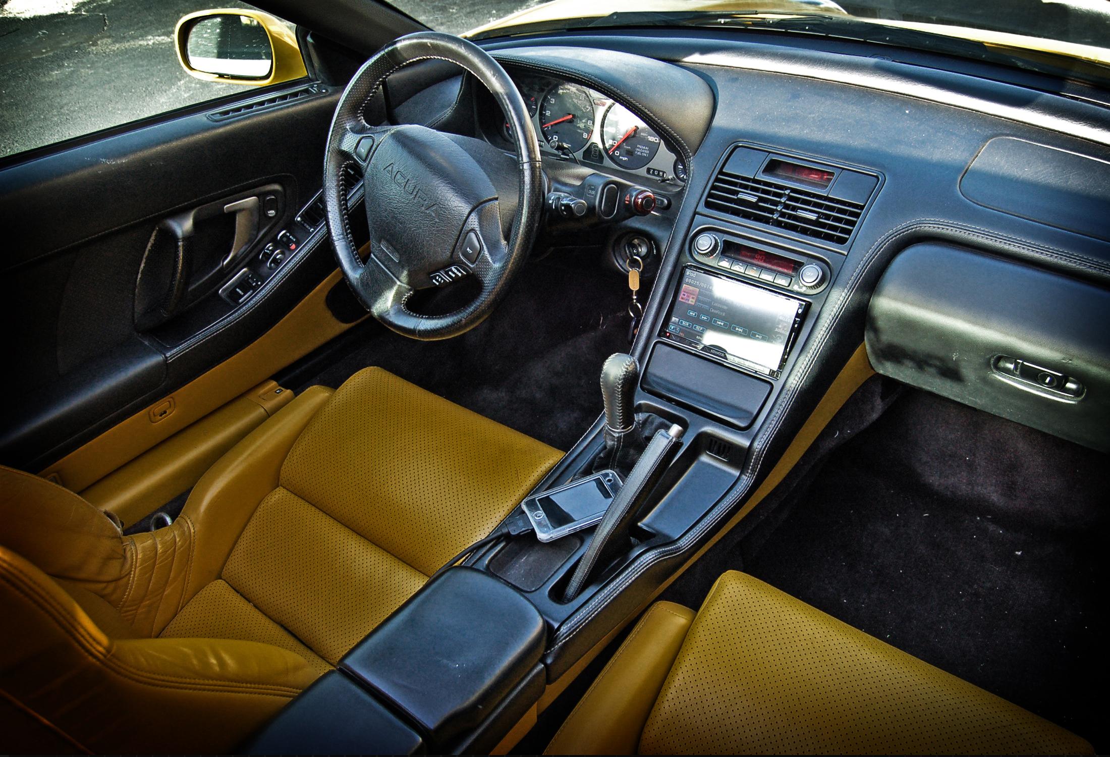 Honda Santa Fe >> Acura NSX | Santa Fe Auto Sound