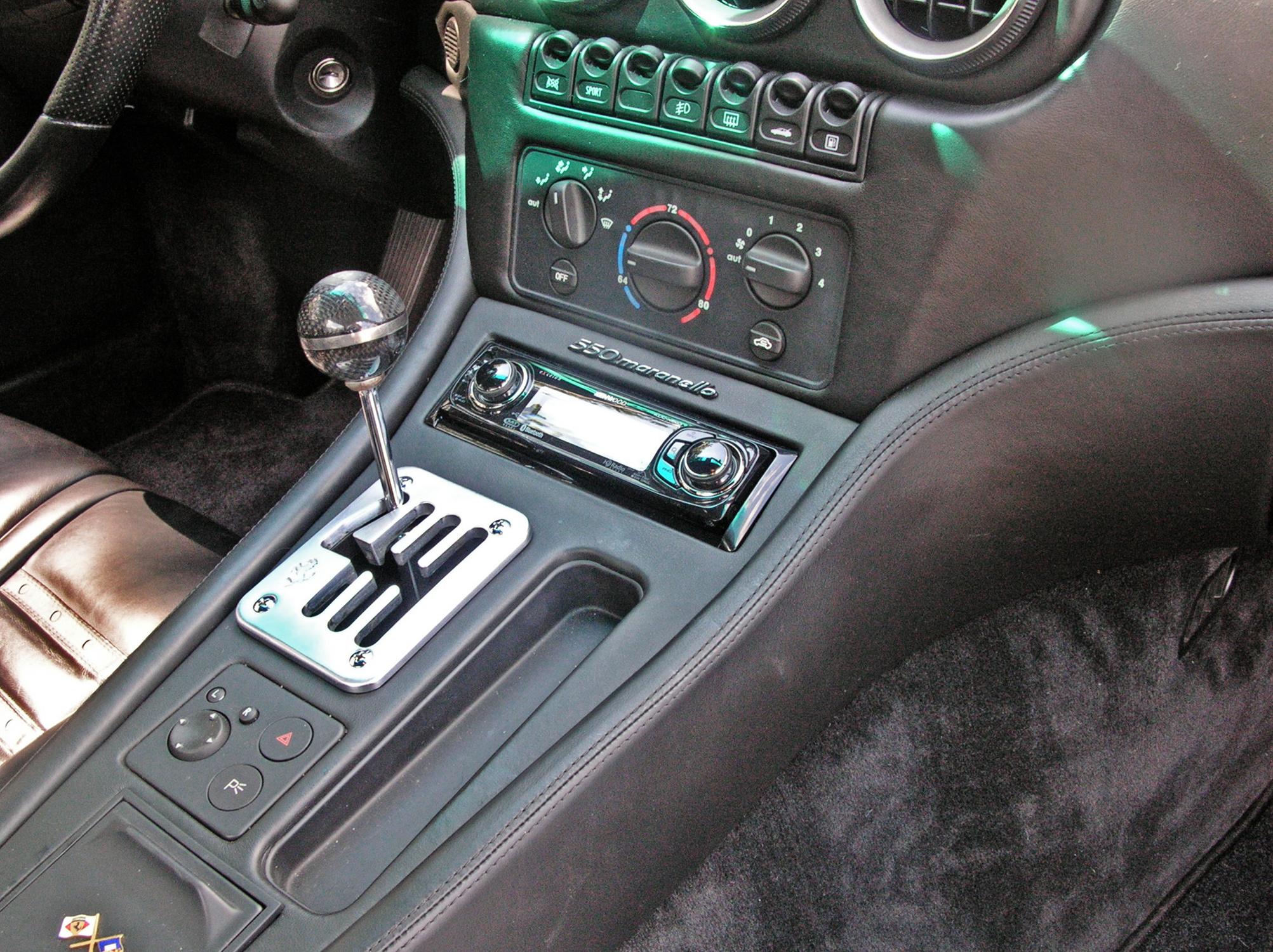 Ferrari 550 Maranello Santa Fe Auto Sound