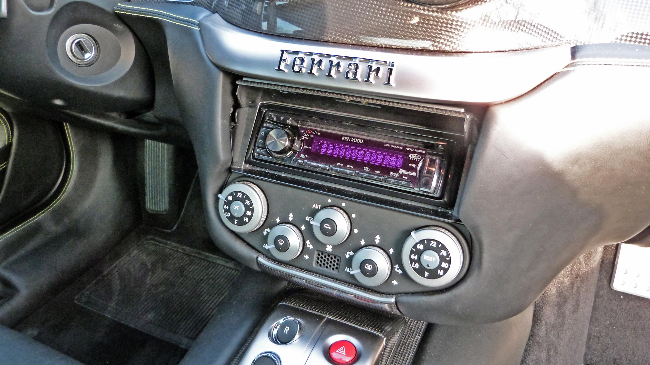 Ferrari 599 Gtb Santa Fe Auto Sound