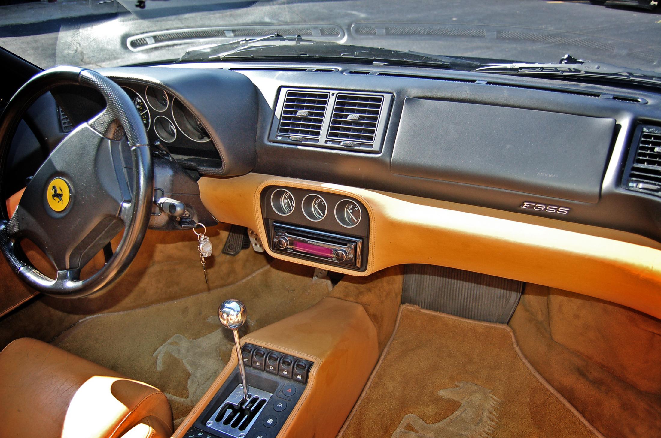 Lexus Remote Start >> Ferrari F355 Spider | Santa Fe Auto Sound