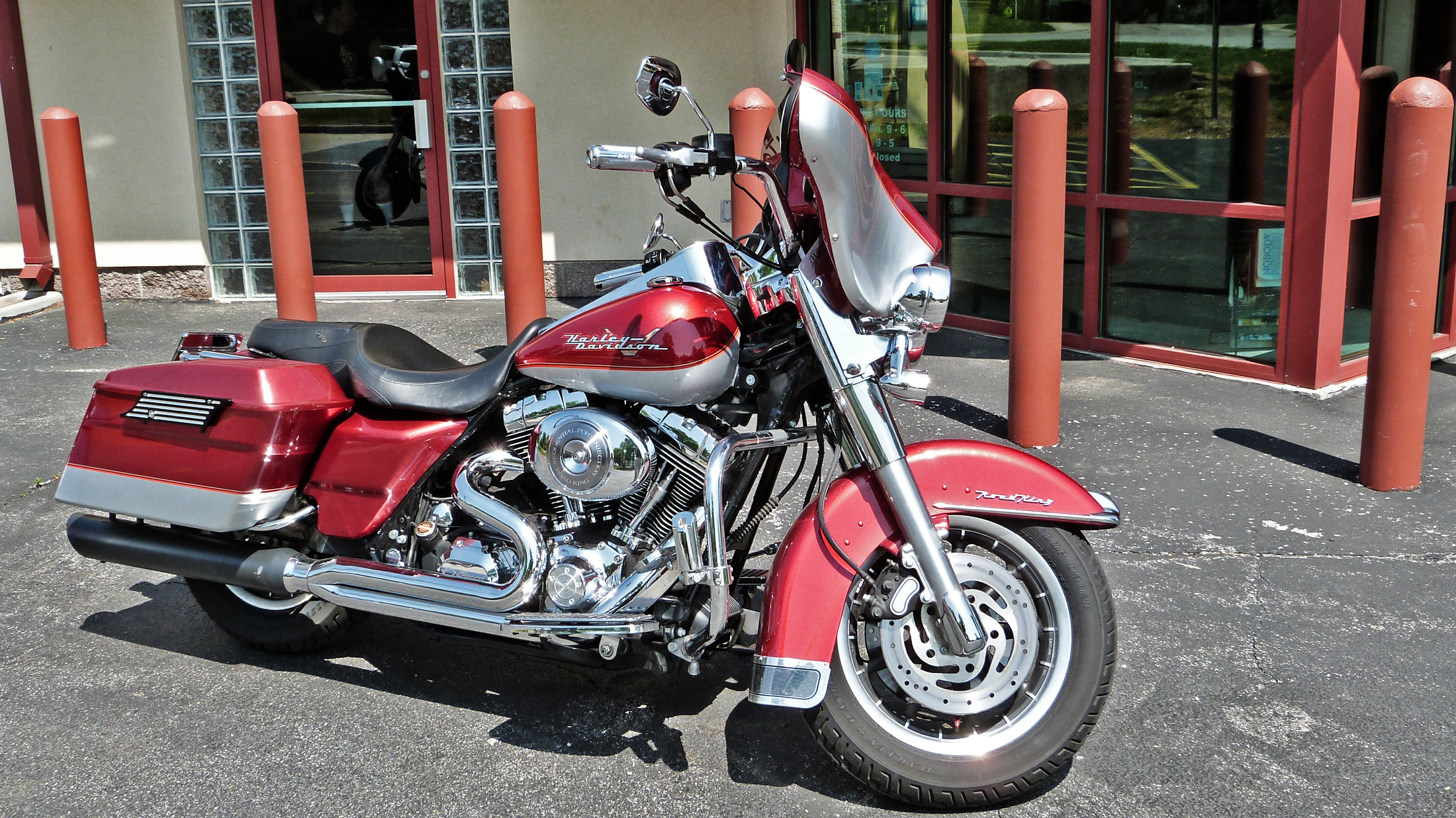 Harley Davidson Road King preview