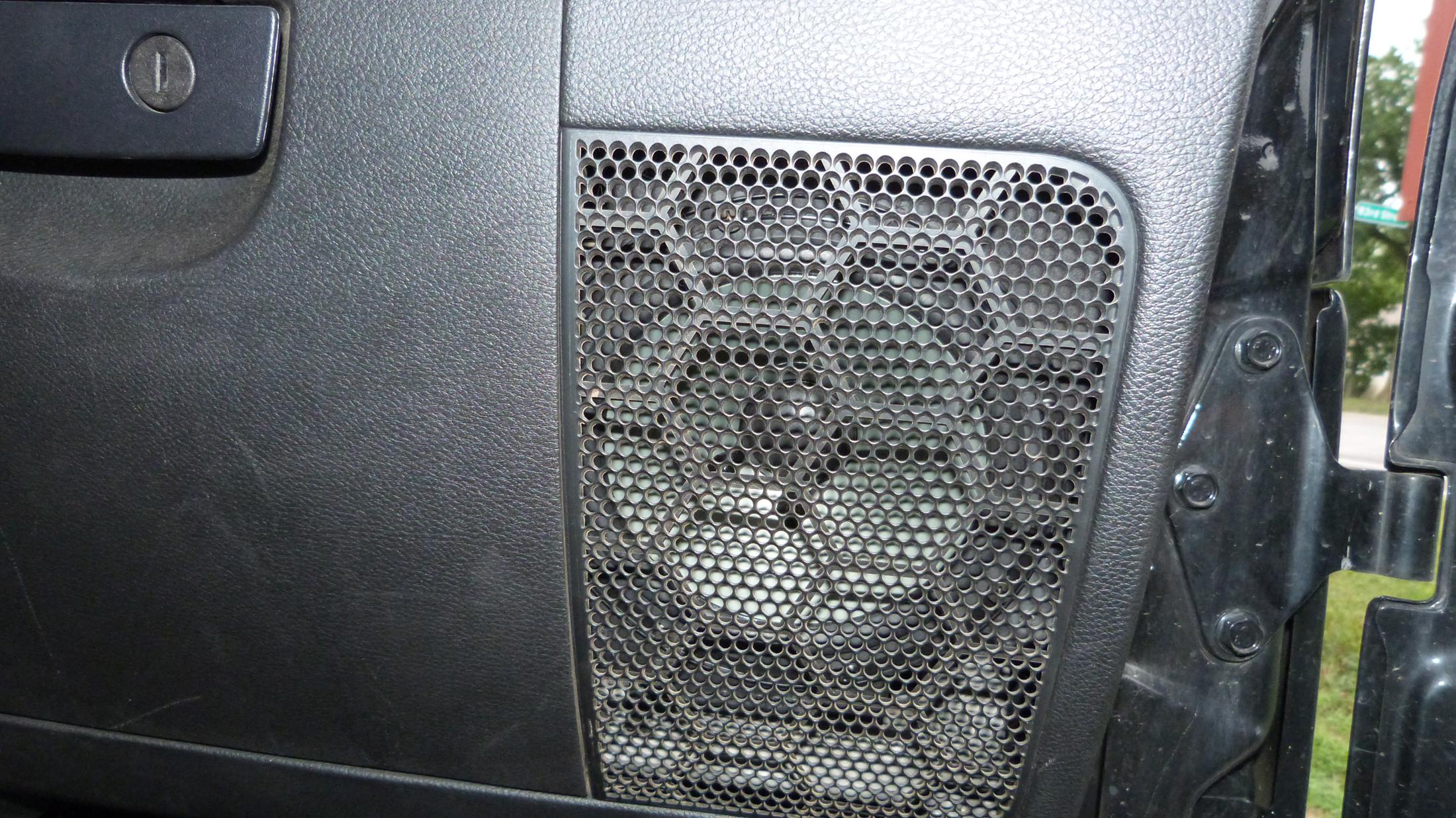 Jeep Wrangler Unlimited Santa Fe Auto Sound