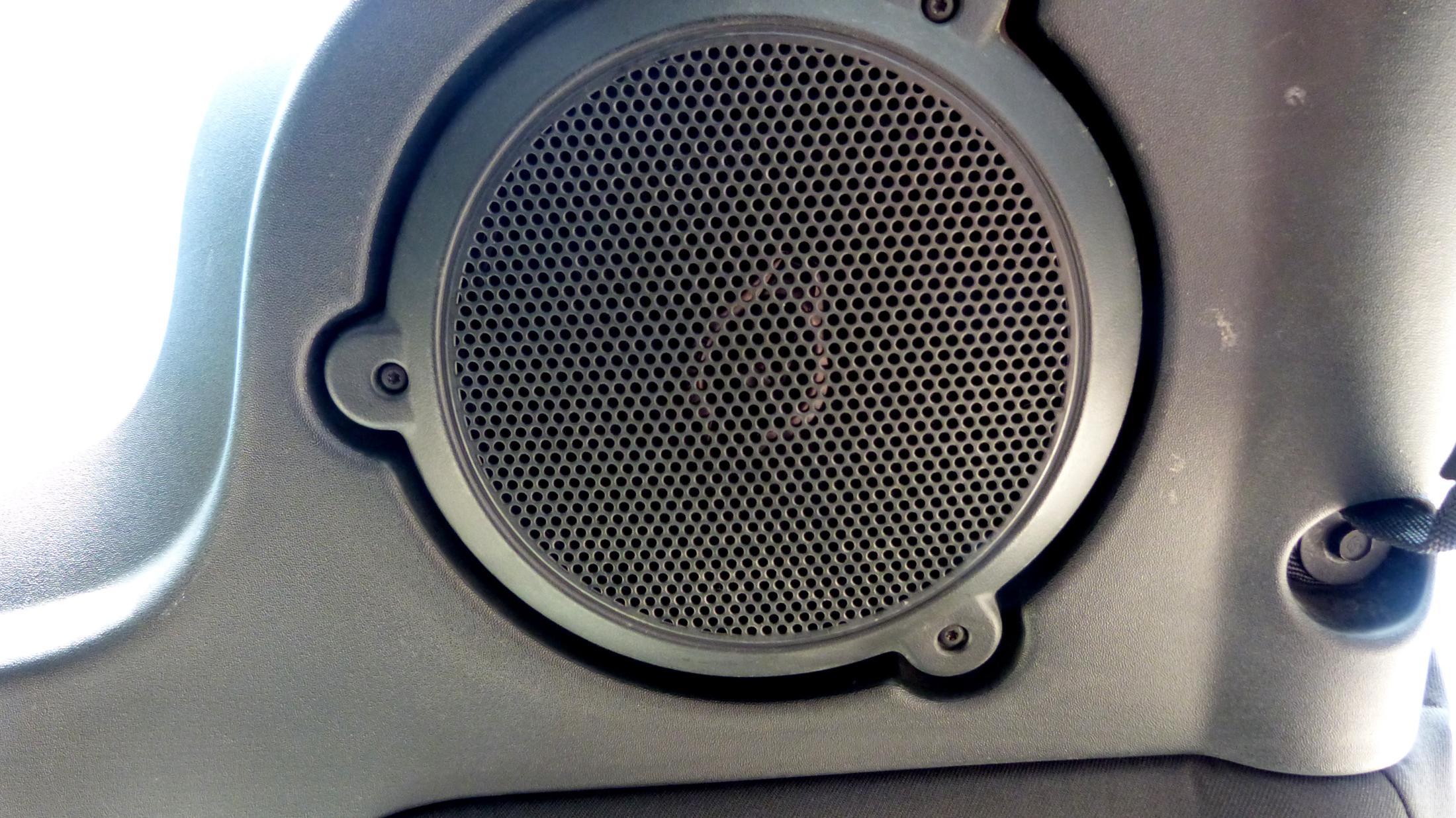 Jeep Wrangler Unlimited Santa Fe Auto Sound Jk Subwoofer Upgrade Feature Image