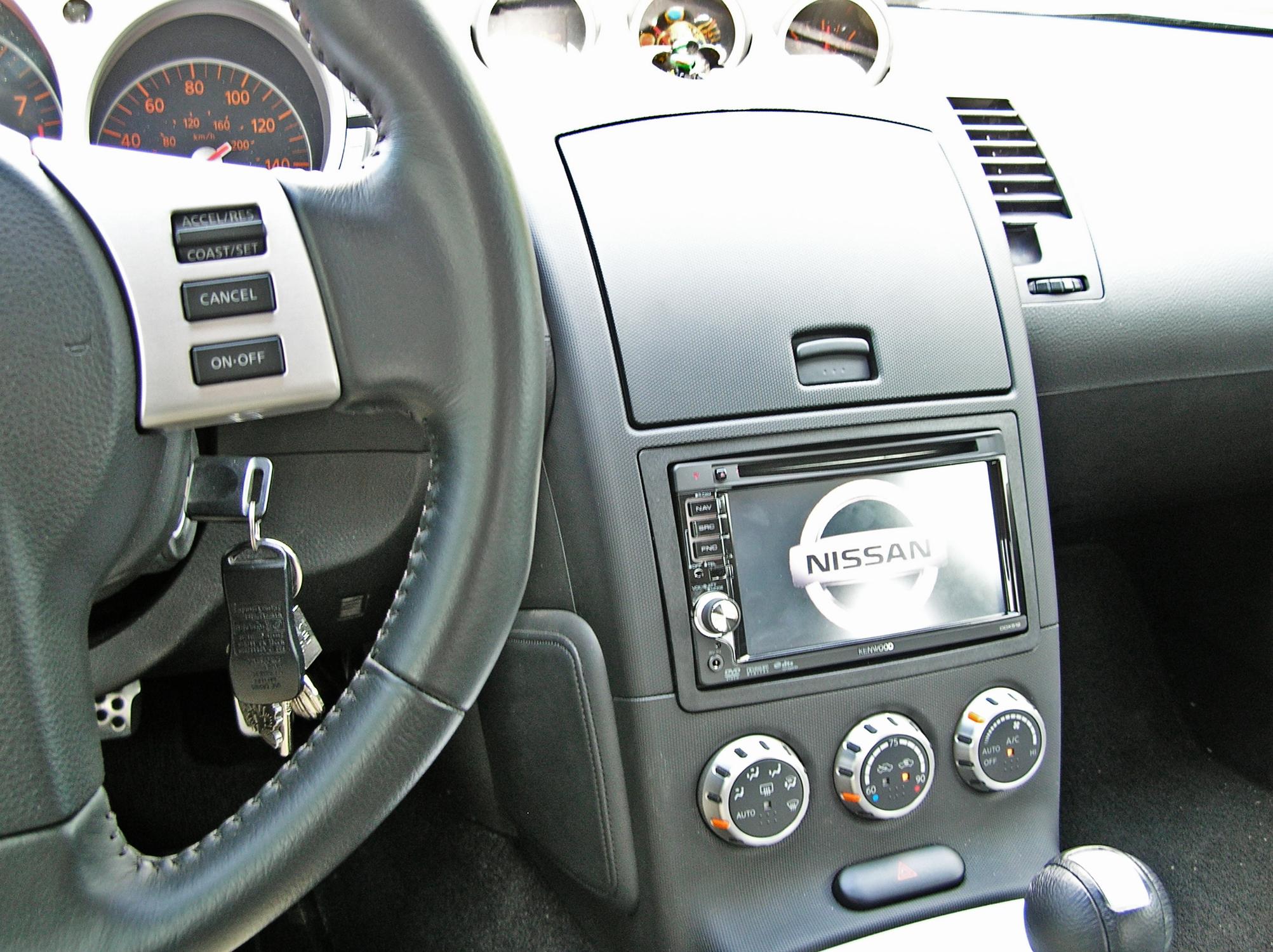 350z audio
