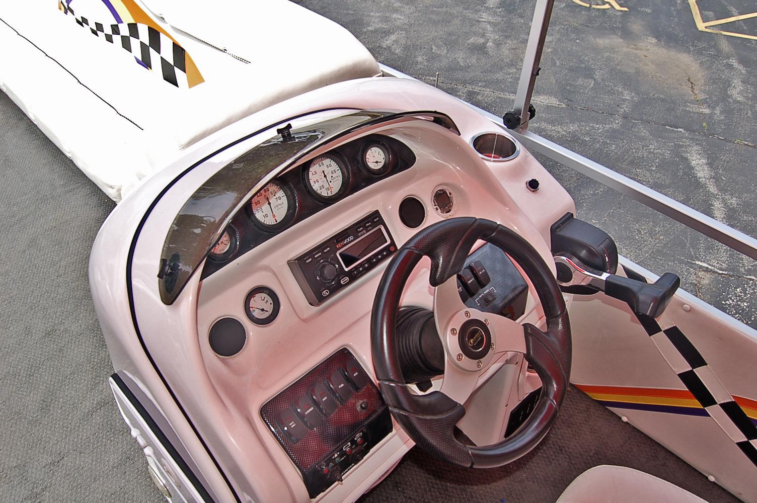 Playcraft Pontoon Santa Fe Auto Sound