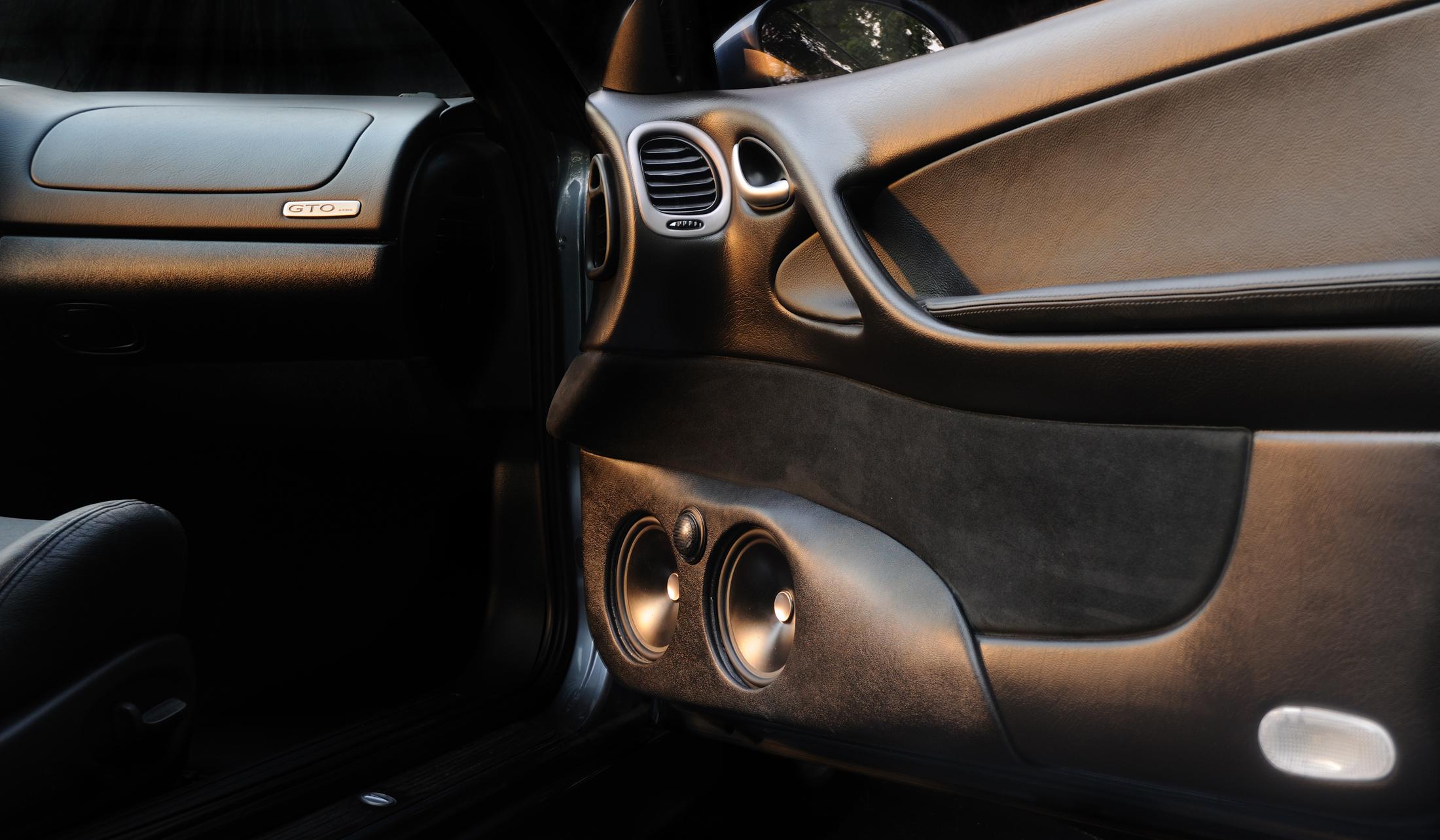 Pontiac Gto Santa Fe Auto Sound