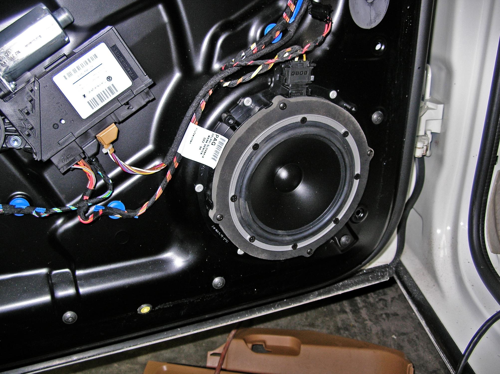Porsche Cayenne Turbo Santa Fe Auto Sound