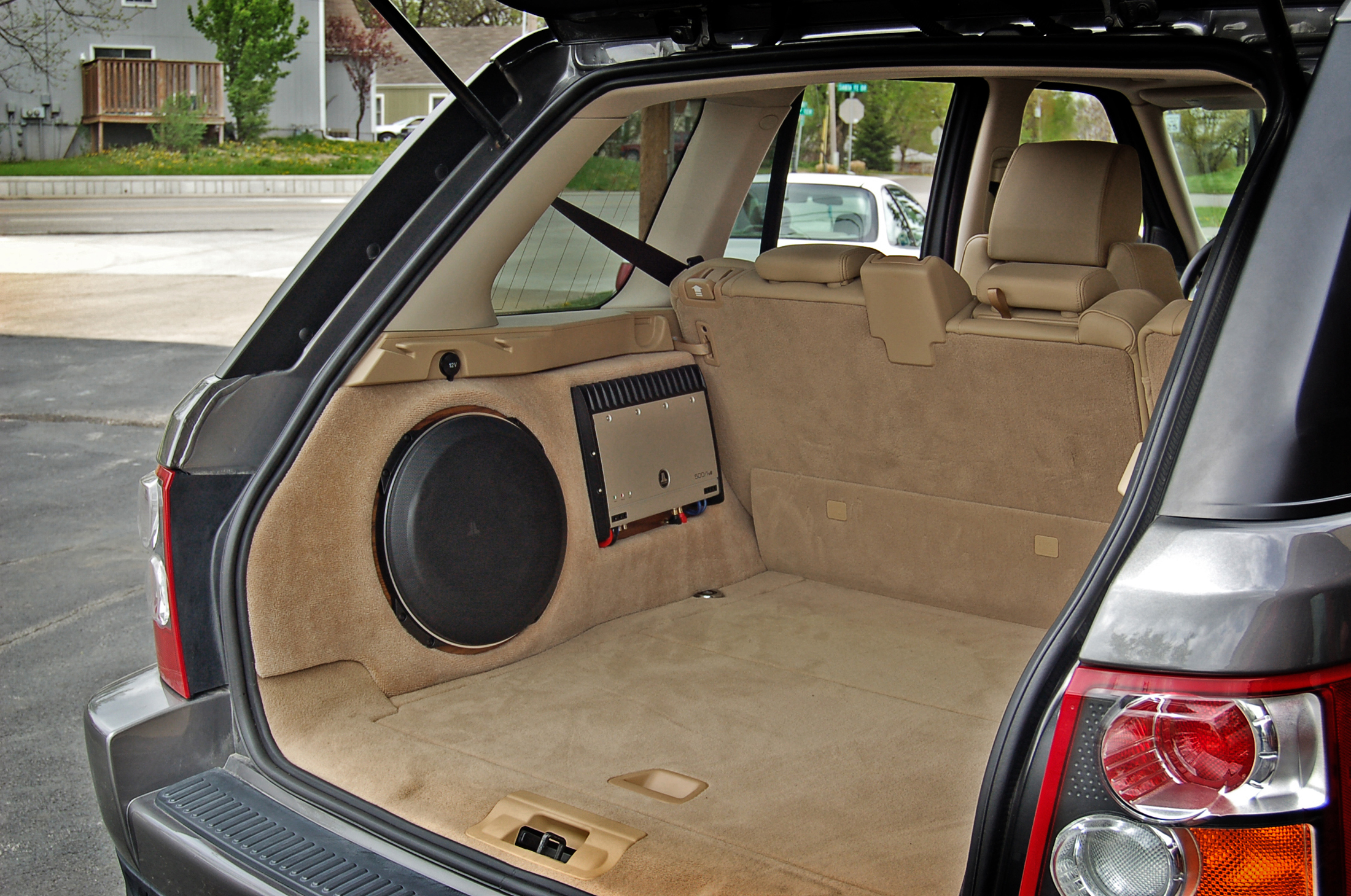 Range Rover Sport Hse Santa Fe Auto Sound
