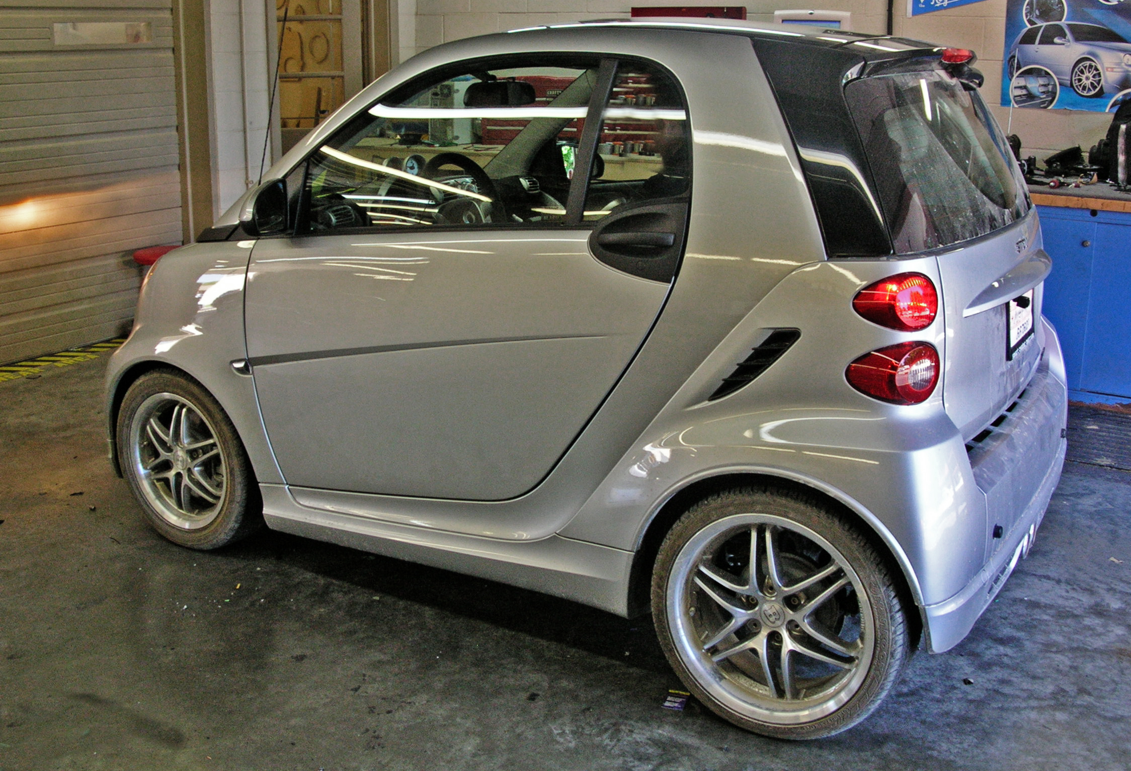 Smart ForTwo preview