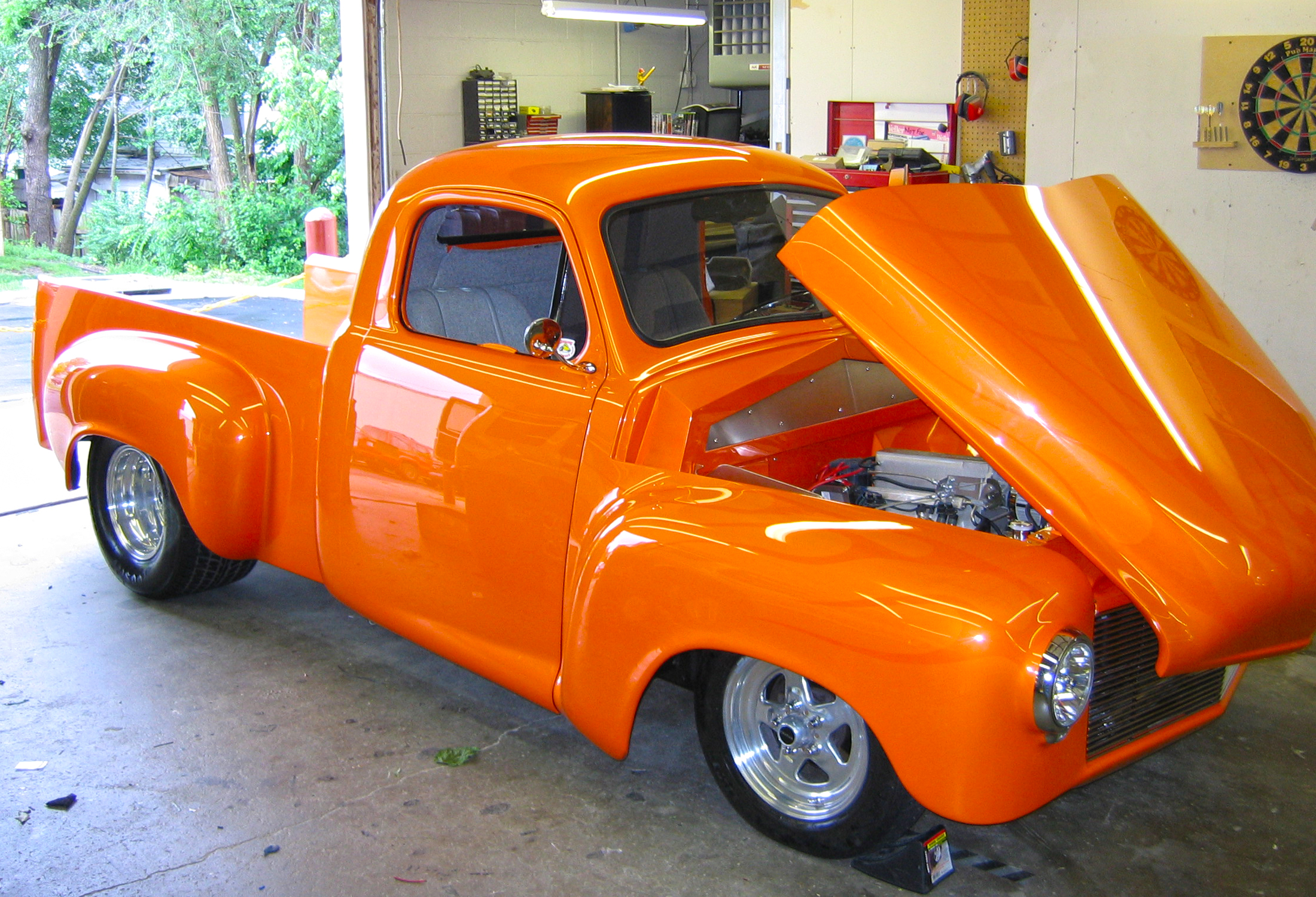 Studebaker Pickup Truck | Santa Fe Auto Sound