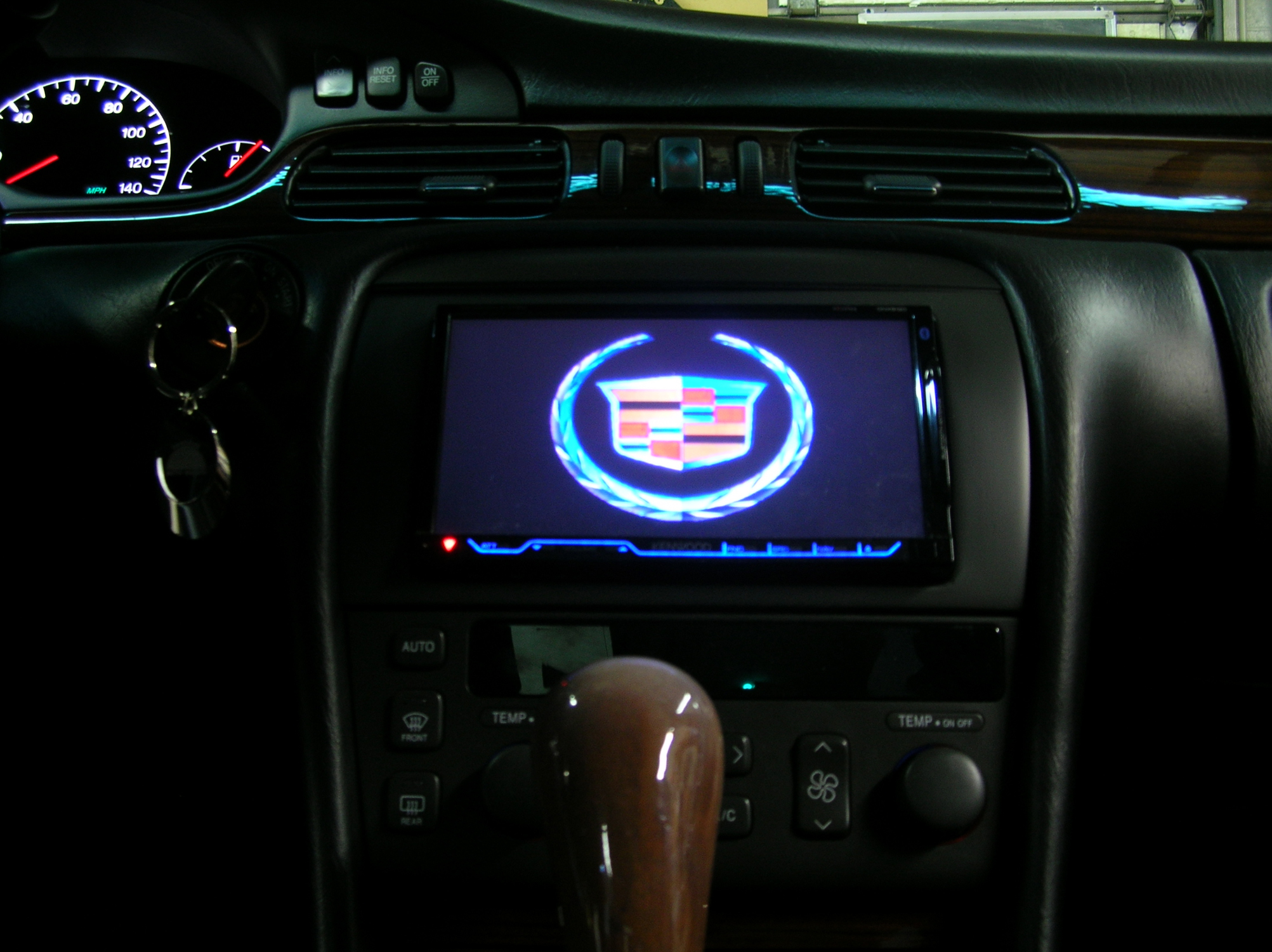 Cadillac STS | Santa Fe Auto Sound